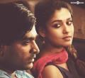 Vijay Sethupathi & Nayanthara in Imaikka Nodigal Movie Pics