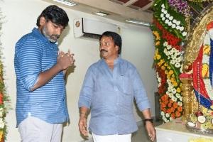 Vijay Sethupathi Panneerselvam Movie Pooja Stills