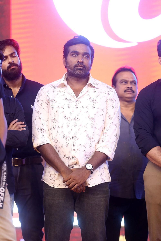 Actor Vijay Sethupathi Photos @ Sye Raa Narasimha Reddy Pre Release