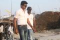 Actor Vijay, Director AL Vijay at  Thalaivaa On Location Photos
