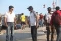 Vijay & AL Vijay at  Thalaivaa Movie On Location Photos
