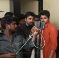 AL Vijay, Vijay @ Thalaivaa Movie On Location Photos