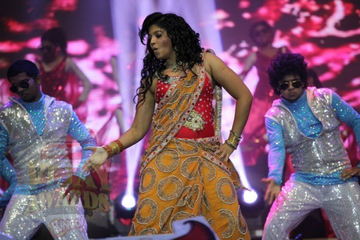 Vijay TV Annual Vijay Awards 30th June 2012