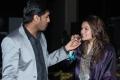 Vijay Yesudas wife Darshana at  V Records & Entertainment Launch Stills