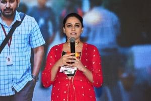 Anchor Geetha Bhagath @ Vijaya Raghavan Pre Release Event Stills