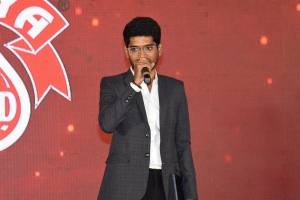 Nivas K Prasanna @ Vijaya Raghavan Pre Release Event Stills