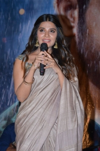 Actress Aathmika @ Vijaya Raghavan Movie Press Meet Stills