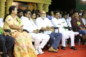 Premalatha, Sathyaraj @ Captain Vijayakanth 40 Years Celebration Photos