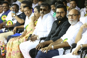 Sarathkumar, Sathyaraj @ Captain Vijayakanth 40 Years Celebration Photos