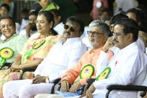 Captain Vijayakanth 40 Years Celebration Photos