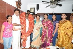 Vijayakanth Birthday Celebration 2011
