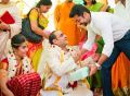 Actor Suriya @ Vikram Kumar Marriage Photos