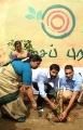 Vikram Patchai Puratchi Tree Planting Photo Gallery