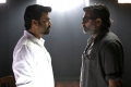 Madhavan, Vijay Sethupathi in Vikram Vedha Movie Stills
