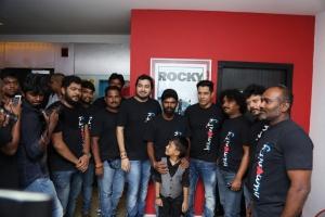 Chiyaan Vikram's Spirit Of Chennai Event Stills