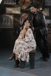 Jacqueline Fernandez, Sudeep in Vikrant Rona Movie HD Images