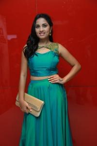 Srushti Dange @ Vil Ambu Movie Audio Launch Stills