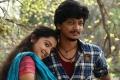 Samskruthy Shenoy, Sri in Vil Ambu Movie Stills