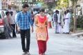 Harish Kalyan, Chandini Tamilarasan in Vil Ambu Movie Stills