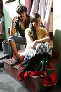 Sri, Samskruthy Shenoy in Vil Ambu Movie Stills
