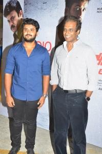 Actor Yuvan, Arun Pandian @ Vilaiyattu Aarambam Audio Launch Photos