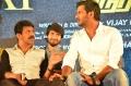 Bala, Vishal @ Vilaiyattu Aarambam Audio Launch Photos