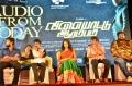 Yuvan, Bala, Shravya, Perarasu, Srikanth Deva @ Vilaiyattu Aarambam Audio Launch Photos