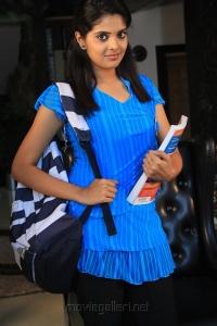 Actress Shravya in Vilayattu Aarambam Movie Stills