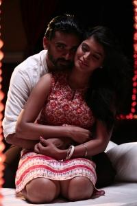 Ashok Selvan, Sanchita Shetty in Villa (Pizza 2) Movie Stills