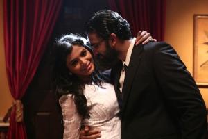 Sanchita Shetty, Ashok Selvan in Villa (Pizza 2) Movie Stills