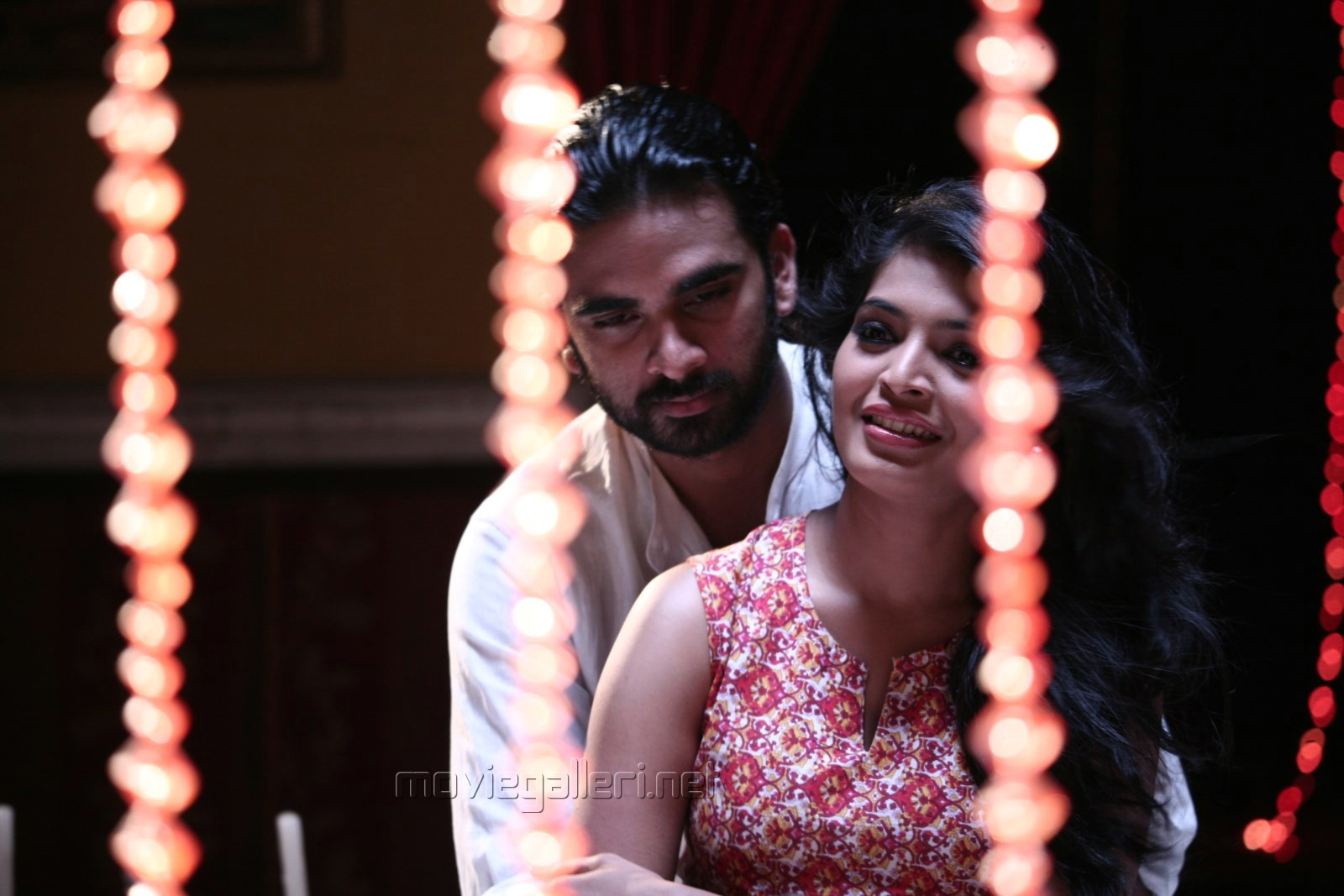 Ashok Selvan, Sanchita Shetty in Villa (Pizza 2) Movie Stills