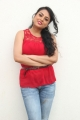 Actress Meenakshi Sarkar @ Villangam Movie Pooja Stills