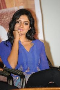 Vimala Raman Cute Stills in Chattam Telugu Movie Success Meet