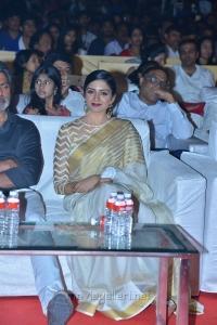 Actress Vimala Raman Saree Stills @ Om Namo Venkatesaya Audio Launch