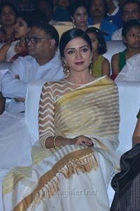Actress Vimala Raman Stills @ Om Namo Venkatesaya Audio Release