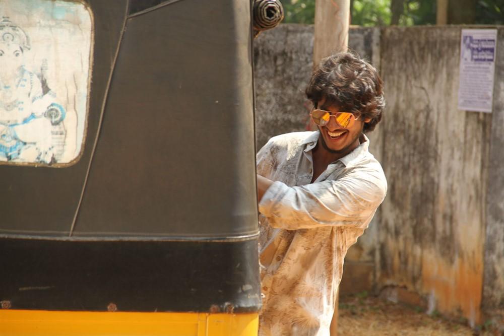Hero Srinivas Sai in Vinara Sodara Veera Kumara New Photos