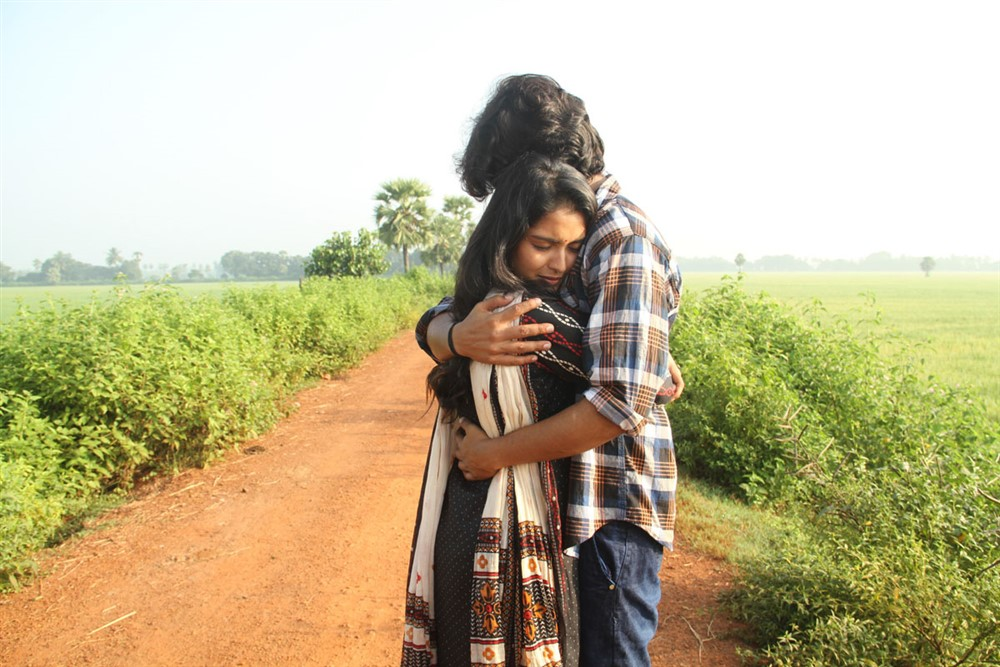 Priyanka Jain, Srinivas Sai in Vinara Sodara Veera Kumara New Photos