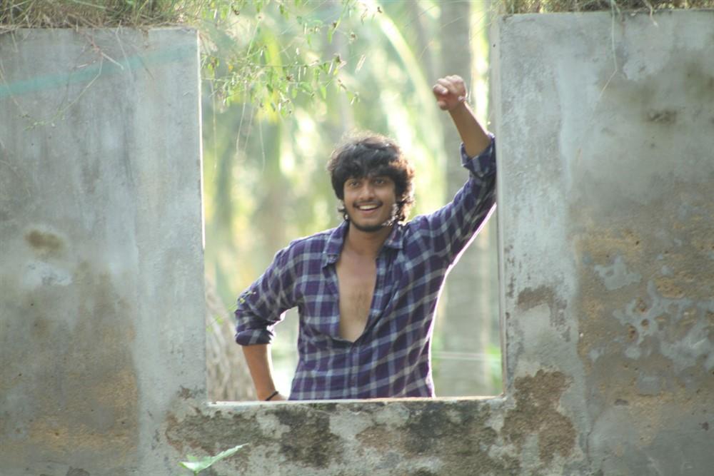 Actor Srinivas Sai in Vinara Sodara Veera Kumara New Photos
