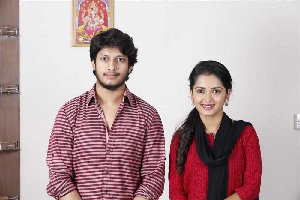 Srinivas Sai, Priyanka Jain in Vinara Sodara Veera Kumara New Photos