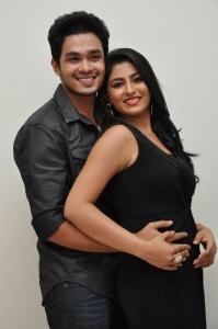 Naga Anvesh, Kruthika Jayakumar @ Vinavayya Ramayya Movie Audio Launch Stills