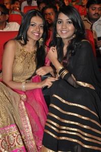 Rajasekhar daughter Shivani, Sivatmika @ Vinavayya Ramayya Movie Audio Launch Stills