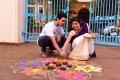 Naga Anvesh, Kruthika Jayakumar in Vinavayya Ramayya Movie New Photos