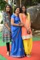 Jeevitha Rajasekhar with daughters Sivani, Sivatmika @ Vinavayya Ramayya Movie Opening Stills