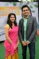 Kruthika Jayakumar, Naga Anvesh @ Vinavayya Ramayya Movie Opening Stills