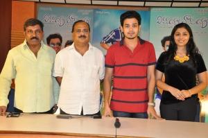 Vinavayya Ramayya Movie Press Meet Stills