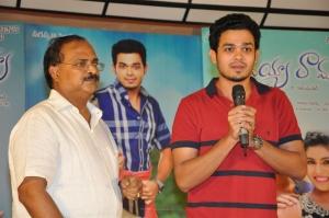 Actor Naga Anvesh @ Vinavayya Ramayya Movie Press Meet Stills