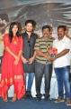 Hebah Patel, Naga Anvesh, RV Udhayakumar, K Palani @ Vinnaithandi Vantha Angel Audio Launch Photos