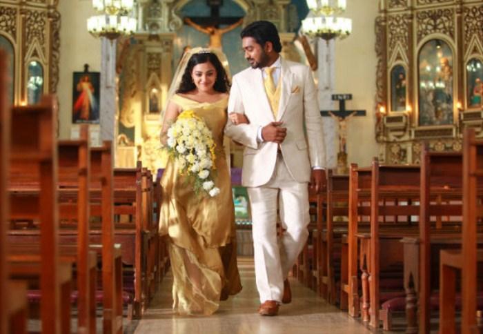 Asif Ali Nithya Menon Violin Movie Stills