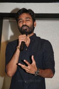 Actor Dhanush @ VIP 2 Movie Success Meet Stills
