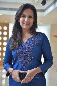 Director Soundarya Rajinikanth @ VIP 2 Movie Success Meet Stills